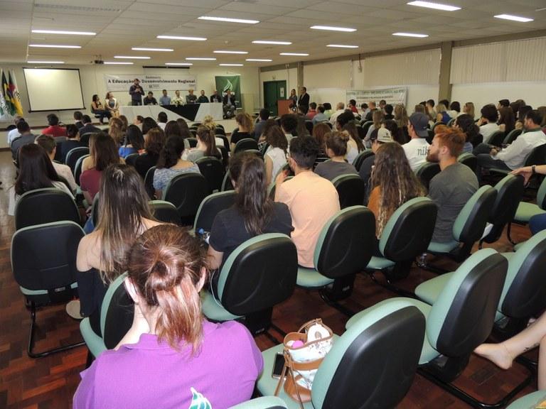 22092017 Seminário A Educação no Desenvolvimento Regional - Wagner Lenhardt (9).JPG