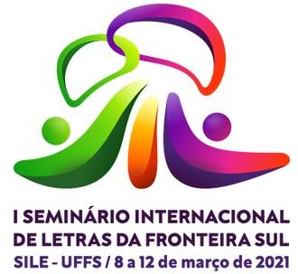 Logo do I Seminário Internacional de Letras da Fronteira Sul