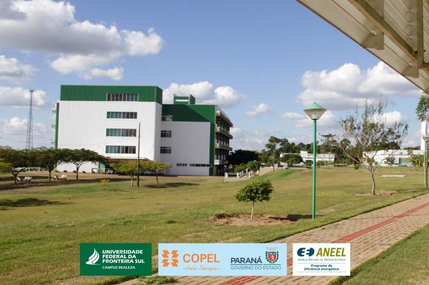 Estrutura do Campus Realeza