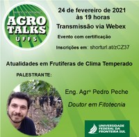 Agro Talks UFFS 24.02