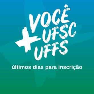 Cartaz com informações sobre vestibular unificado