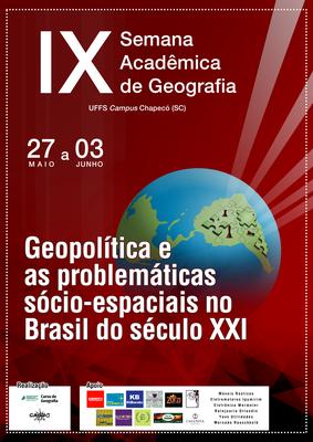 cartaz do curso