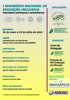 I SEMINÁRIO NACIONAL DE EDUCAÇÃO INCLUSIVA: Processos históricos e resistências