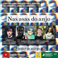 Live – Nas asas do anjo