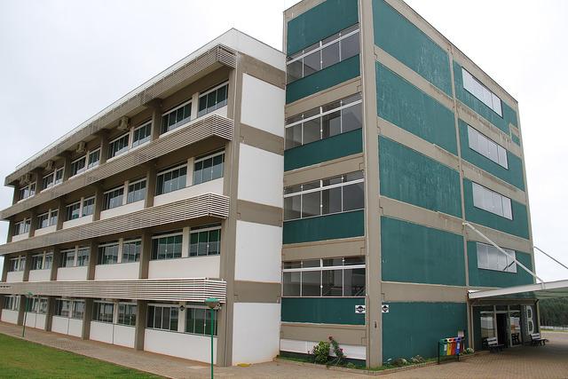 Prédio Campus Chapecó