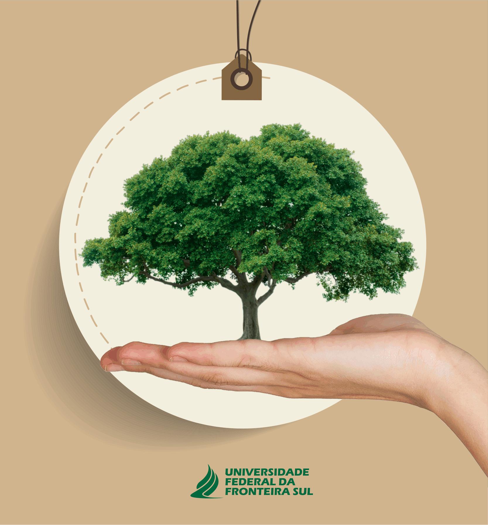 Dia da Árvore no Campus Chapecó