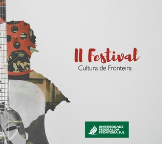 II Festival Cultura de Fronteira - Capa