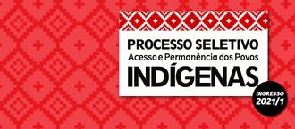 Cartaz processo seletivo PIN 2021,1