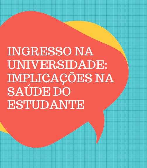 Cartaz com informações sobre evento de acolhimento aos estudantes do Campus Chapecó
